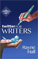 Twitter for Writers 130 x 200