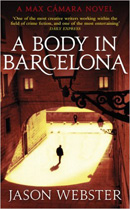 A Body in Barcelona 130 x 209