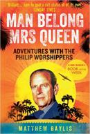 Man belongs Mrs Queen 130 x 194