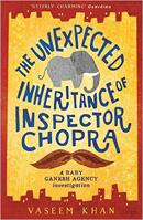 The Unexpected Inheritance 130 x 199