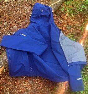 Berghaus paclite jacket