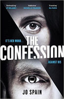The Confession 130 x 196