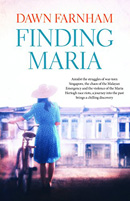 Finding Maria 130 x 201