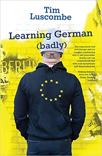 Learning German badly